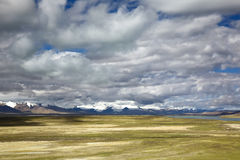 Tibet Ali Imagem de Stock Royalty Free