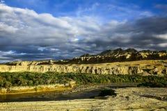 Tibet Ali scenery Stock Images