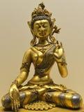 Tibet Buddha Sculpture Artwork Stock Images