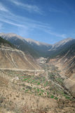Tibet of China Stock Image