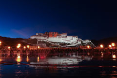 tibet, china Royalty Free Stock Images