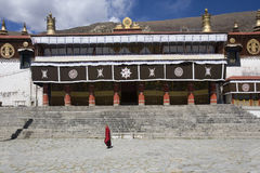 Tibet - Drepung Monastery Stock Photos