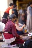 Tibet faith Royalty Free Stock Image