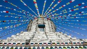Tibet flags Stock Photos