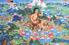 Free Tibet Fresco Royalty Free Stock Images - 5905999