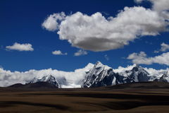 Tibet Himalayas Royalty Free Stock Photo