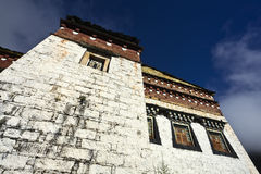 Tibet  house Royalty Free Stock Photos