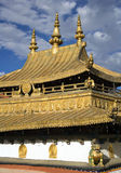 Tibet - Jokhang Temple - Lhasa Royalty Free Stock Photos