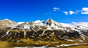 Tibet jokul Stock Photography