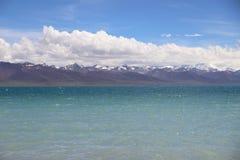 Tibet Kina royaltyfri bild