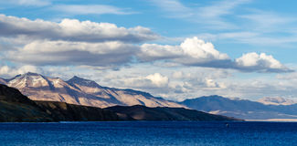 Tibet. Lake Mansarovar Royalty Free Stock Photography