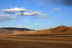 Tibet landscape Stock Image