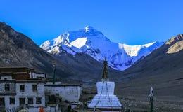 Tibet landskap royaltyfri bild