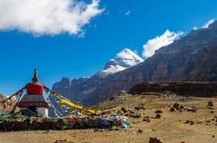 Tibet. Mount Kailash. Stock Photography