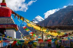 Tibet. Mount Kailash. Stock Photography