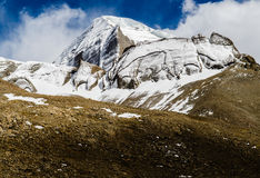 Tibet. Mount Kailash. Royalty Free Stock Photography