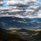 Tibet mountain Royalty Free Stock Image