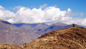 Tibet  moutain Stock Photo