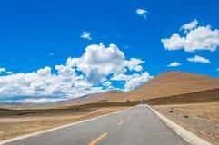 Tibet Ngari Sanai fotografia de stock