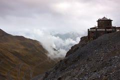 Tibet oder gerade Italien Stockfoto