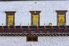 Tibet Pagoda Stock Photos