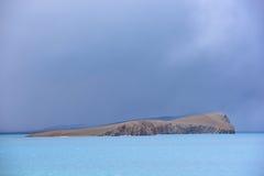 Tibet湖Phumayumtso 免版税图库摄影