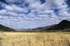 Tibet platå Fotografering för Bildbyråer
