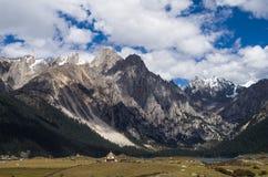 Tibet plateau Stock Images