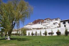 Tibet Potala Palace Stock Image
