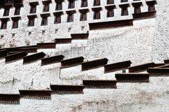 Tibet Potala Palace detail Royalty Free Stock Image