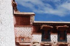 Tibet Potala Palace detail Stock Photos