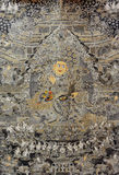 Tibet religion painting, China. Tibet culture, traditional artwork as painting, named Tangka, with Buddha and religion symbol Royalty Free Stock Photo