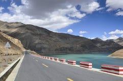Tibet's natural scenery Stock Photos