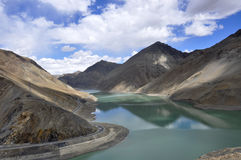 Tibet's natural scenery Royalty Free Stock Photography