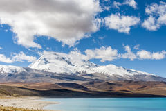 Tibet's Ngari Laon measures Royalty Free Stock Photo