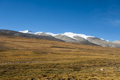 Tibet's Ngari scenery Royalty Free Stock Photography