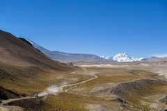 Tibet's Ngari scenery Stock Photography