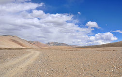 Tibet scenery Stock Images