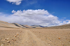 Tibet scenery Royalty Free Stock Photos