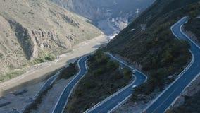 Tibet scenery Stock Photos
