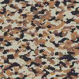 Tibet seamless camo pattern Stock Image