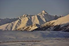 Tibet Snow mountain Royalty Free Stock Photos