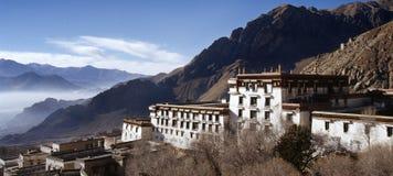 Tibet Temple Royalty Free Stock Photos