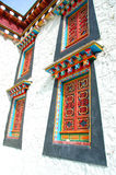 Tibet temple in Zhongdian. Songzanlin Monastery in Zhongdian, China Royalty Free Stock Photo