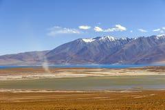 Tibet Xainza tangra yumco Royalty Free Stock Photography