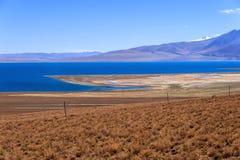 Tibet Xainza tangra yumco Royalty Free Stock Photo