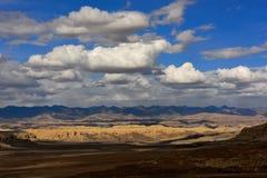 Tibet Zagreb soil Lin Stock Image
