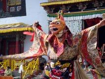 Tibetaans Nieuwjaarfestival Royalty-vrije Stock Afbeeldingen