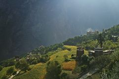 tibetan by Royaltyfria Foton