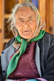 Tibetan age Royalty Free Stock Photography